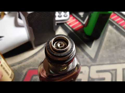 How you fill the new Aspire Revvo sub ohm tank which has a new radial coil design.