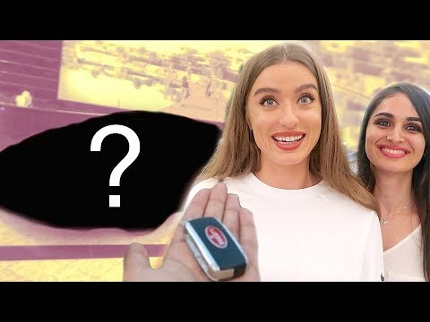 Surprising HER with a New CAR ?!?