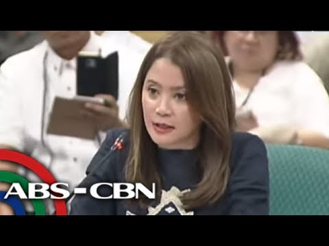 ANC Live: Confirmation hearing of Romulo-Puyat as Tourism secretary | 29 May 2018