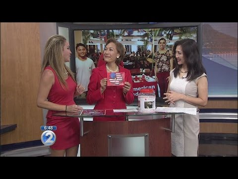 Hawaii Red Cross shows Aloha for Heroes