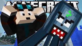 Minecraft | MAKING SQUIDS ANGRY!! | Custom Command
