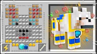How to Craft Pewdiepie's $1,000,000 Pet in Minecraft! *SVEN?!*