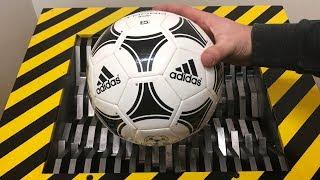 EXPERIMENT Shredding Football