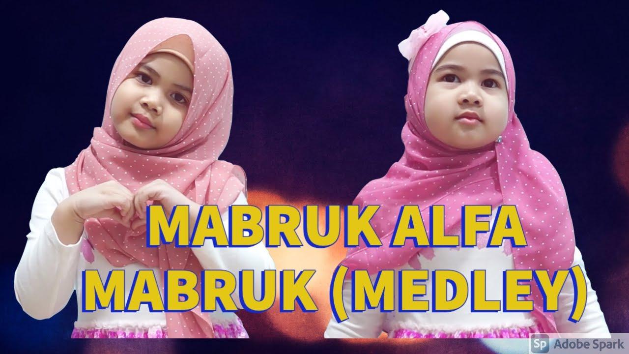 (COVER) MABRUK ALFA MABRUK (MEDLEY) - KELUARGA NAHLA