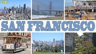 SAN FRANCISCO - CALIFORNIA 8K