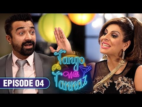 Ajaz Khan On Tango With Tannaz | EP 04 | Tannaz Irani | FrogsLehren | HD