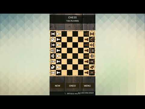 How to win chess in three moves