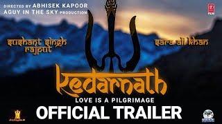 केदारनाथ | Trailer | Sushant Singh Rajput | Sara Ali Khan | T-Series | Balaji Motion Pictures |