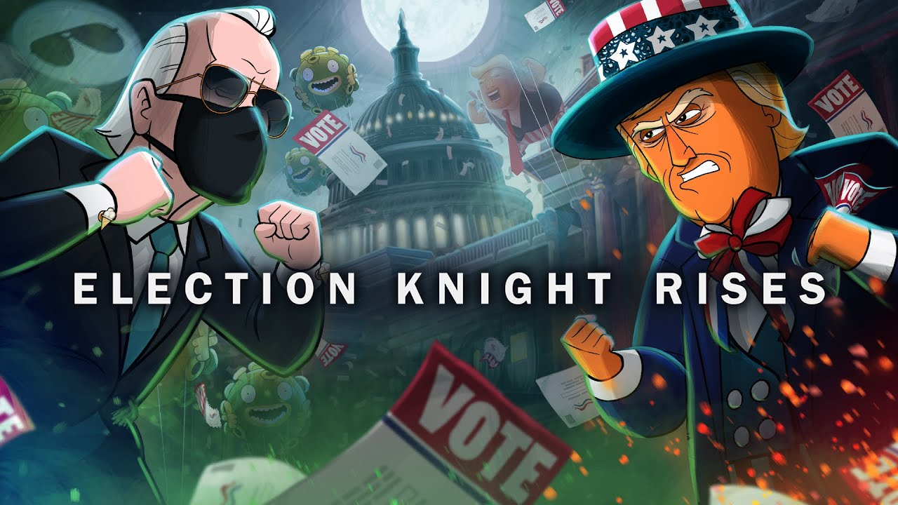 Election Knight Rises - Stephen Colbert's Election Night Special