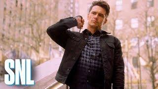 SNL Host James Franco Is a Natural