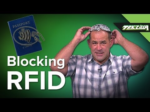 RFID Wallets vs. Aluminum Foil