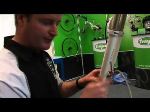 Hope Technology - brake hose shorten