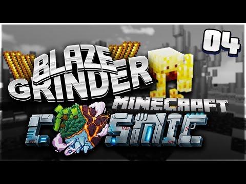 BLAZE GRINDER | Minecraft FACTIONS #4 w/ Vikkstar123 (CosmicPvP)