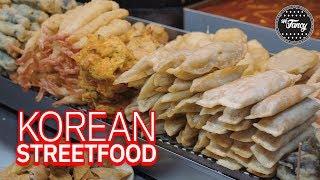 Download What Can You Eat at a Korean Street Food Cart in Hongdae? Video