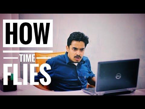 How Time Flies | Bekaar Films | Hilarious