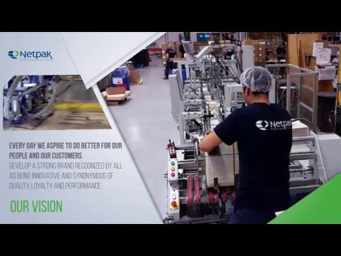 Packaging Printing Folding Carton - Netpak USA Canada