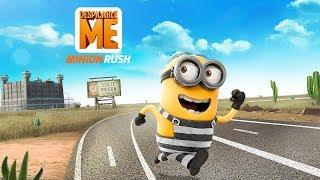 Minion Rush - Minion Break Trailer