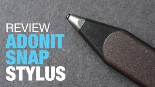 Artist Review: Adonit Snap Stylus (for all platform)