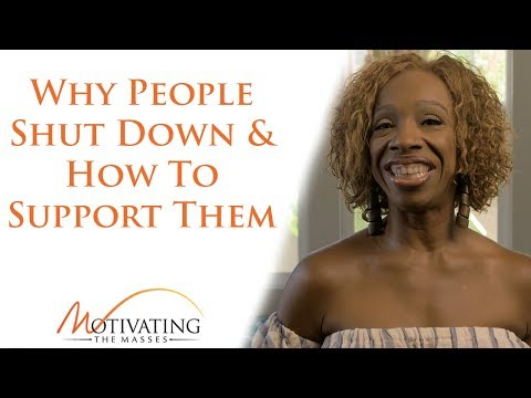 Lisa Nichols - Why People Shut Down & How To Support Them