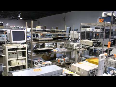 Chicago Medical Equipment Auction Preview- April 22 & 23, 2014
