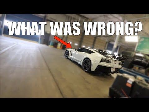 WHAT GM SAID WAS CAUSING MY 2019 ZR1 NOT TO SHIFT CORRECTLY?
