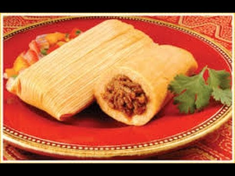 How To Make An Authentic Mexican Tamale