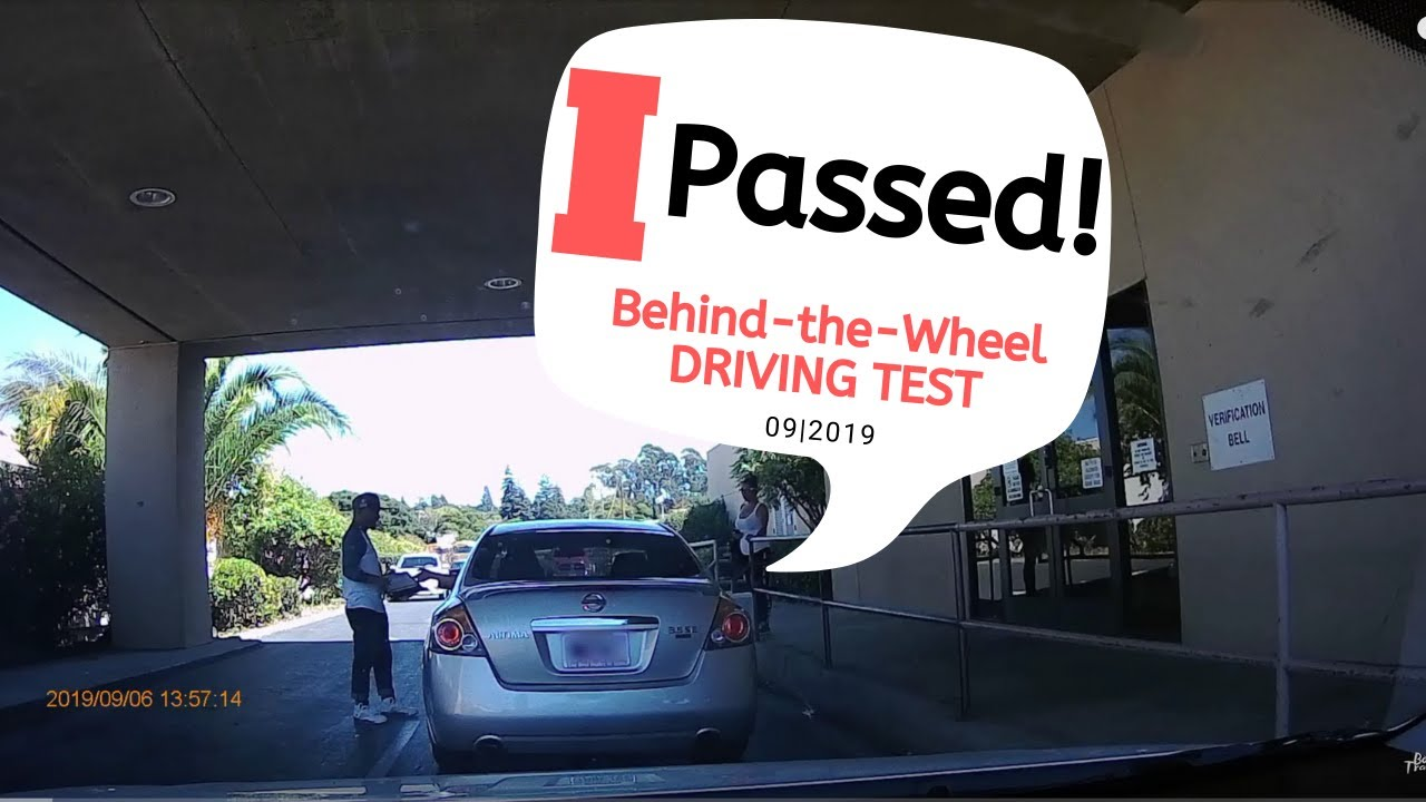 I PASSED! Actual Driving Test 2019 | Dashcam | Pointers & Tips