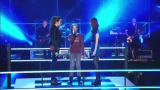 Battle: Zombie - The Cranberries   The Voice Kids 2014 Belgium