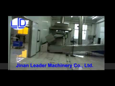 Fruit and Vegetable  chips process line Vacuum Fry Equipment