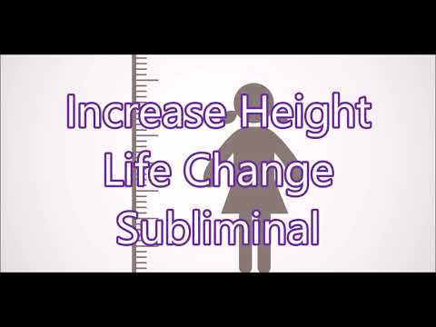 Increase Height - Life Change Subliminal