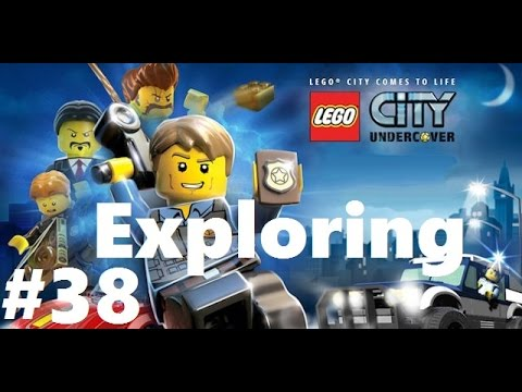 Lego City Undercover #38 Exploring Lady Liberty Island Ps4 Playthrough