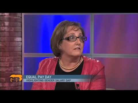 Greater Boston Video: Salary Negotiation Experts Talk National Equal Pay Day