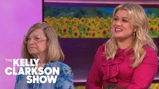 Kelly Surprises Food Pantry Founder With Life-Changing Gift | Rad Humans | The Kelly Clarkson Show