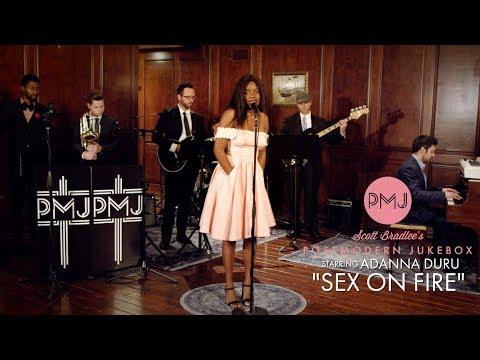 Xxx Mp4 Sex On Fire Kings Of Leon Vintage Soul Cover Ft Adanna Duru 3gp Sex