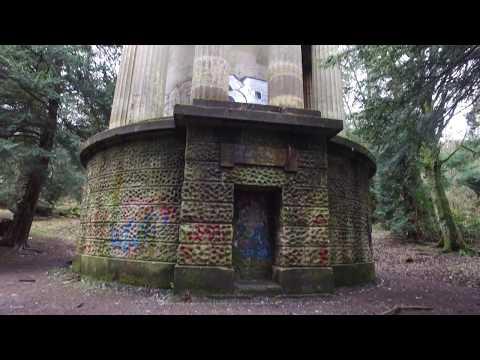 Callendar park Mausoleum