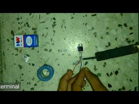 How to make Mobile DC charger at home easily