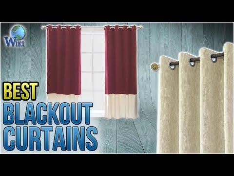 10 Best Blackout Curtains 2018