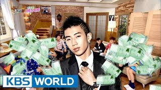 Jay Park, paid for Loco