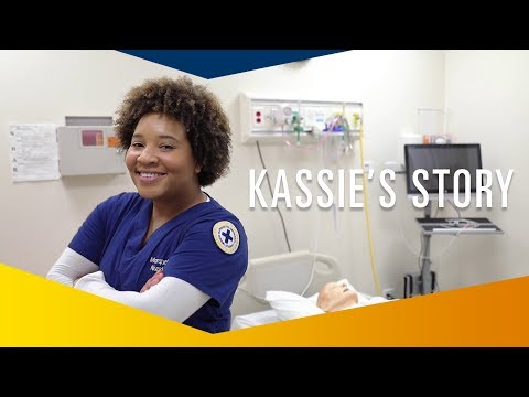 Why Kassie Chose a Masters in Nursing Education