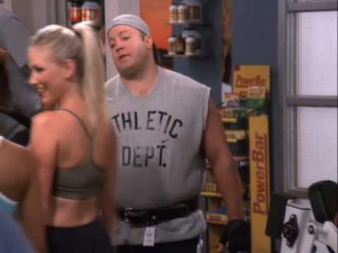 King Of Queens - Doug Hits The Gym Hard