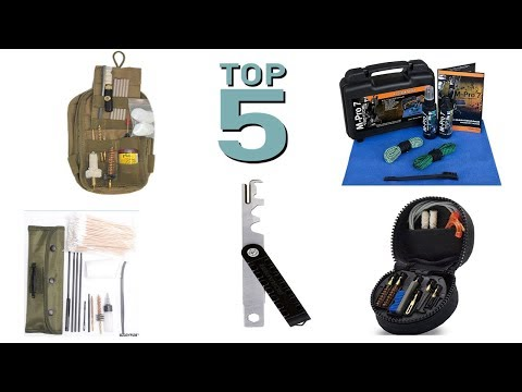 Top 5 Best AR 15 Cleaning Kits 2018