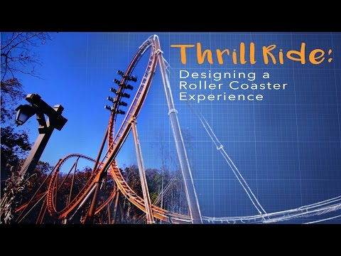 Designing a Roller Coaster Experience:  Holiday World