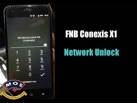 ZTE / FNB Conexis X1 Unlock (and many other ZTE phones)