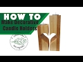Making Decorative Candle Holders