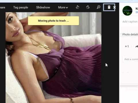 How to delete your google profile picture 2015