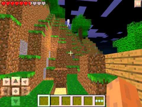 Minecraft PE: Creeper trap