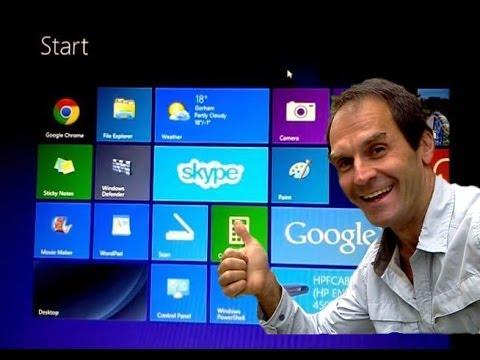 Windows 8.1 Metro Start Menu TIPS