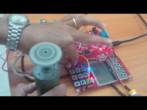 Control Speed DC Motor Using PID Controller