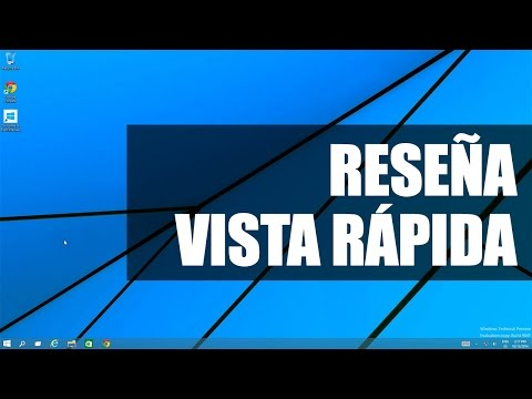 Windows 10 Tech Preview: Reseña / Vista rápida