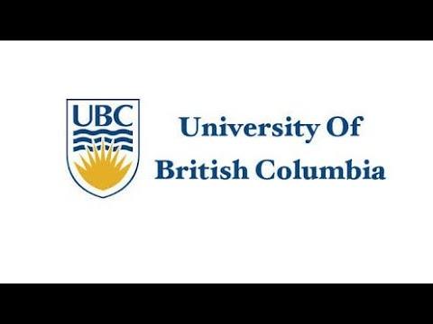 University of British Columbia Scholarships 2018, Canada